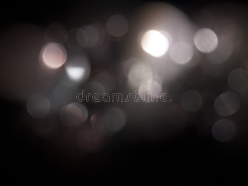 Blurry lights 01. Abstract background of sparkling blurry lights
