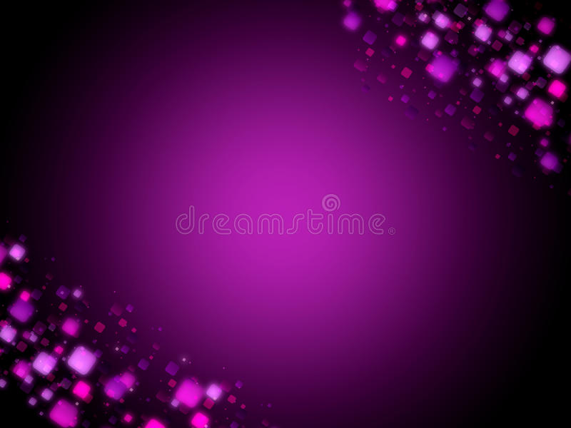 Blurry Lights Abstract Background Text Box Royalty Free Stock Photography