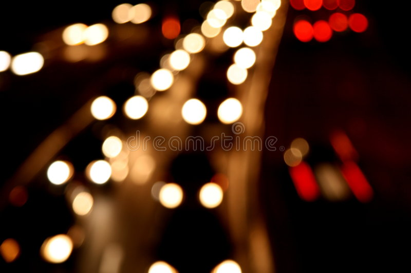 Download Blurry traffic lights stock image. Image of blur, dream - 7373713