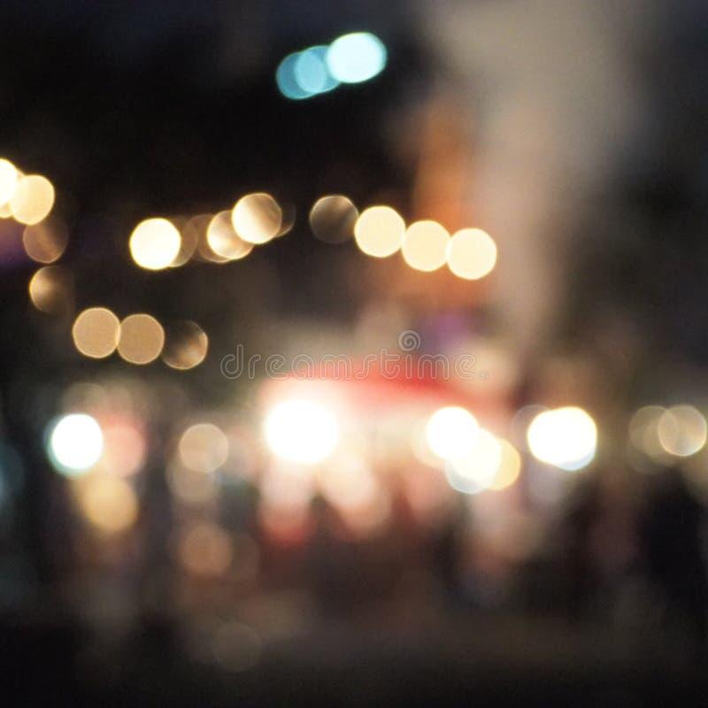 Blury 免版税图库摄影