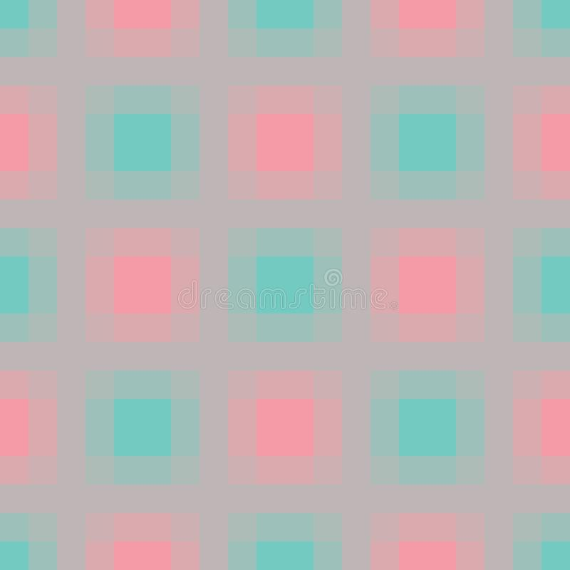 Blury pastel colors seamless background stock image