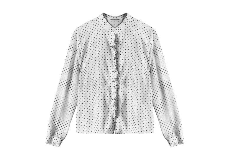 blusa foto de archivo