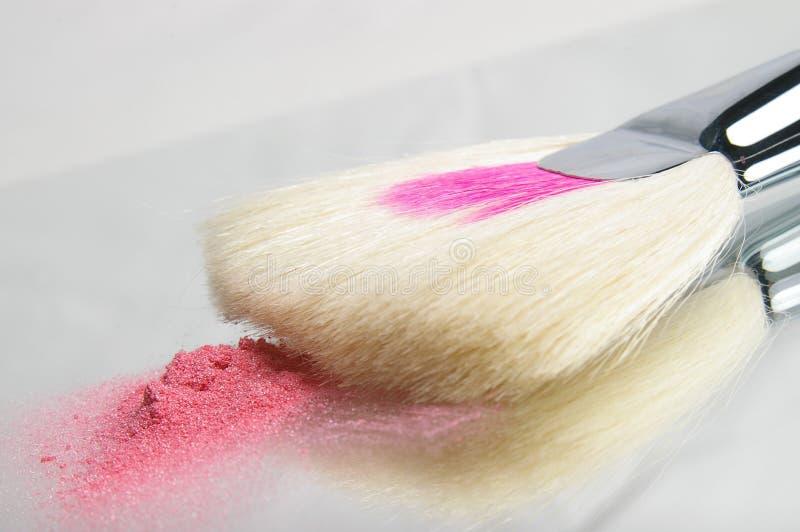 Blush Brush royalty free stock images