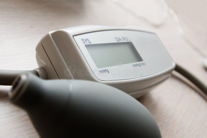 Blutdruck stockfoto