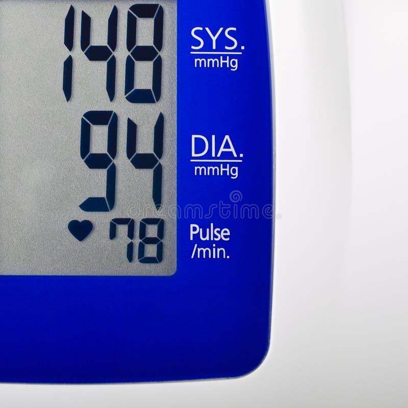 Bluthochdruck lizenzfreie stockfotografie
