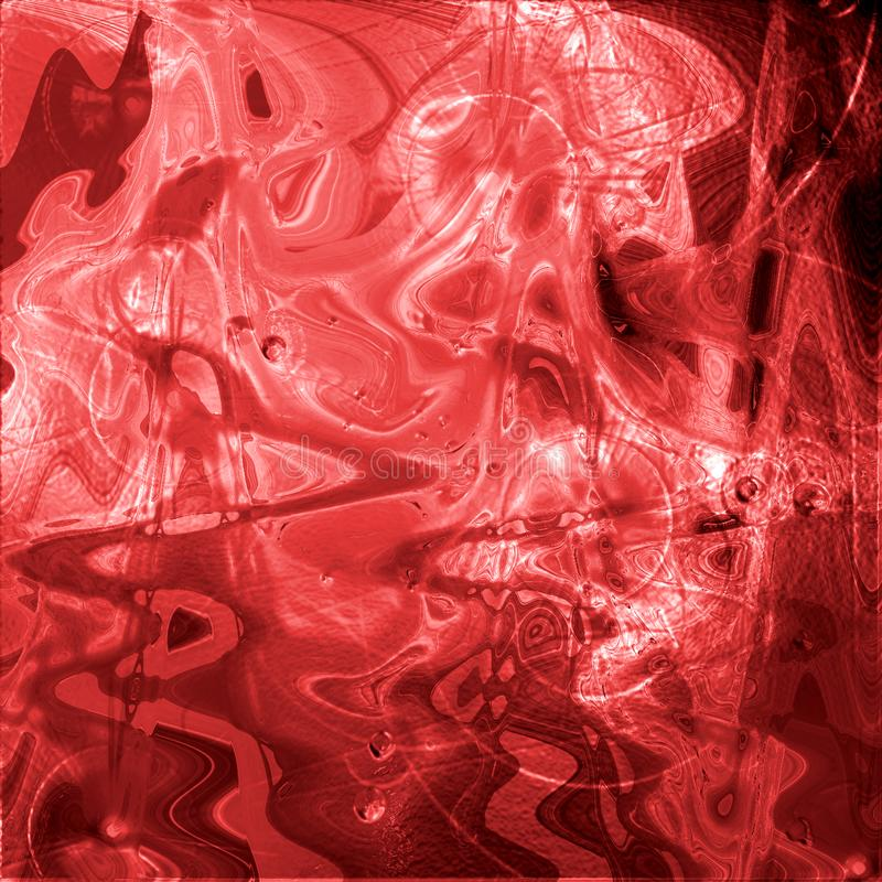 Blutroter Hintergrund stockbild