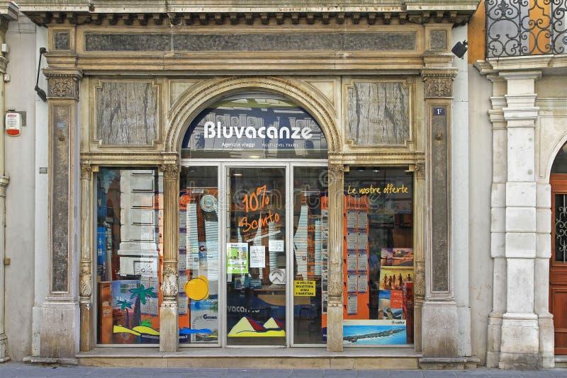 Bluvacanze Trieste imagem de stock
