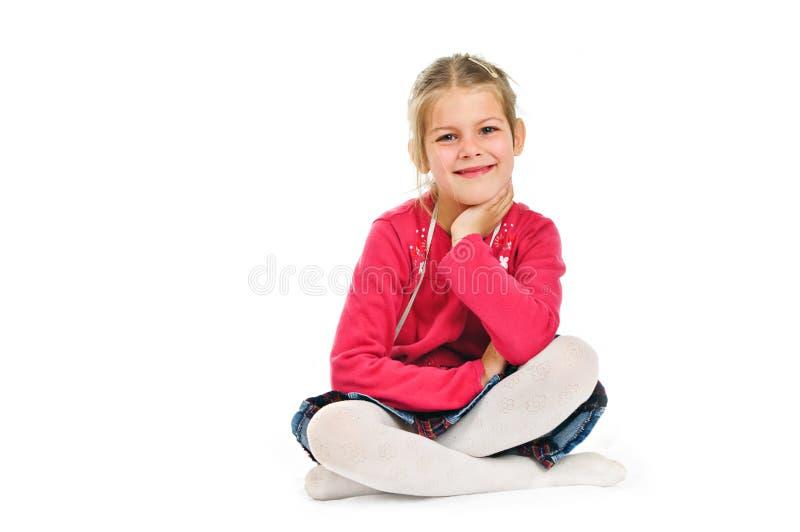 bluzki dziewczyny menchie zdjęcie stock