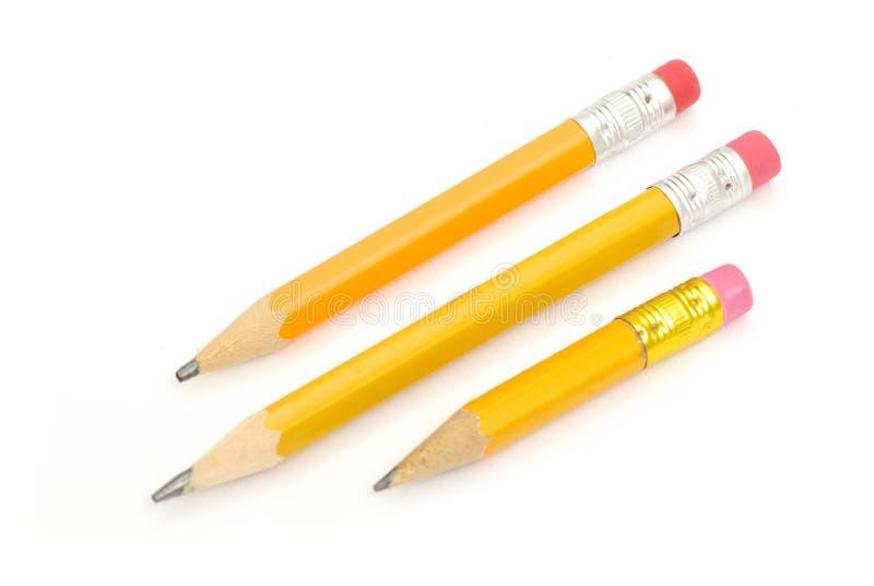 blyertspenna royaltyfri bild