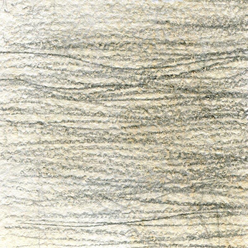 Blyertspennatextur av genomskinligt ljus - grå färg illustration Abstrakt bakgrund för diagram, fläckar, horisontalslaglängder so stock illustrationer