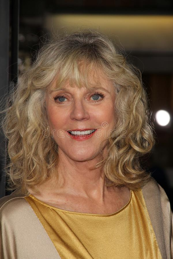 Blythe Danner Editorial Stock Image Image Of 09 Blyth