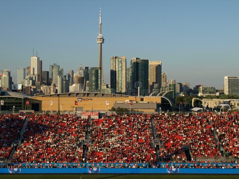 BMO Field Toronto royalty free stock images