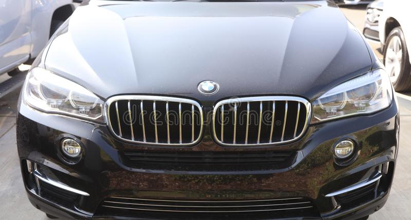 BMW前端 库存照片