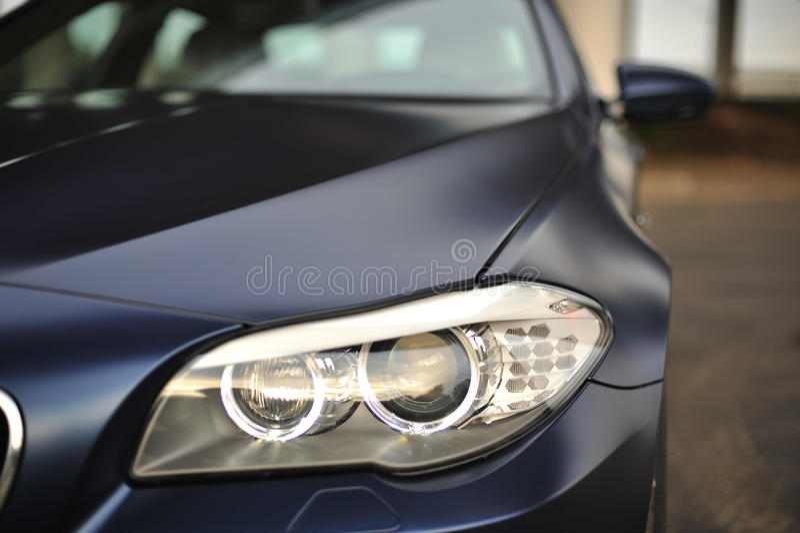 Bmw αυτοκινήτων στοκ εικόνα με δικαίωμα ελεύθερης χρήσης