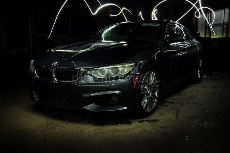 BMW 4 σειρές στοκ φωτογραφίες με δικαίωμα ελεύθερης χρήσης