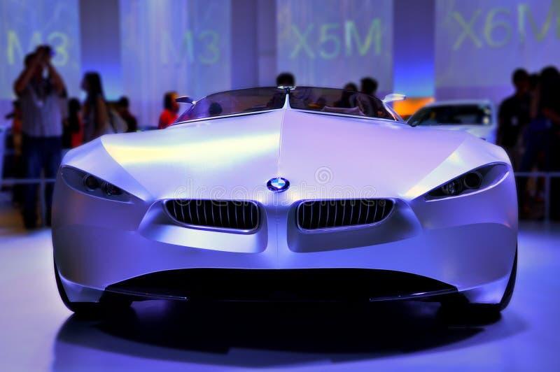 BMW ДЖИНА стоковая фотография