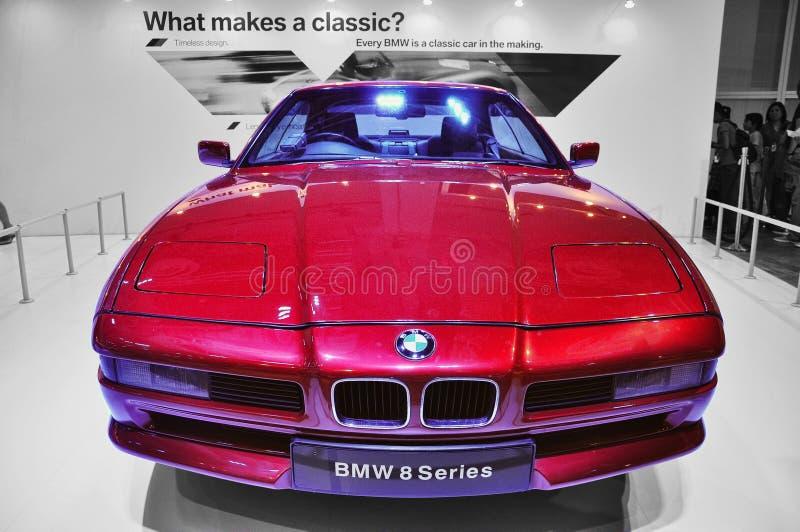 BMW 8 серий стоковые фото