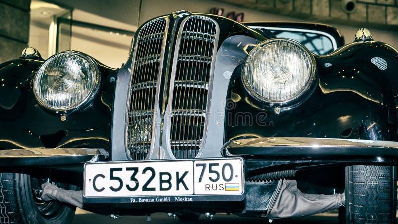 BMW-327/28小轿车 库存图片