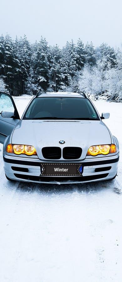 BMW royalty-vrije stock afbeeldingen