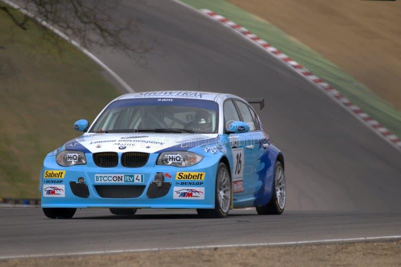 BMW 120d image libre de droits