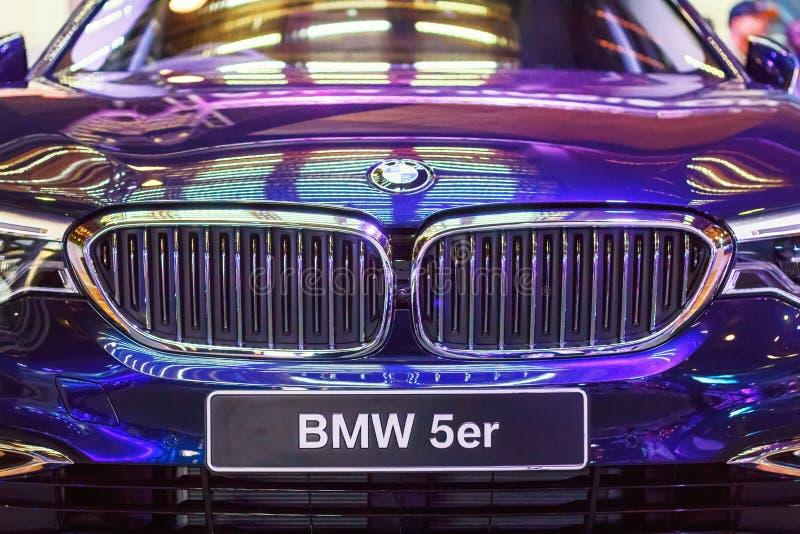 BMW 530 fotografia stock