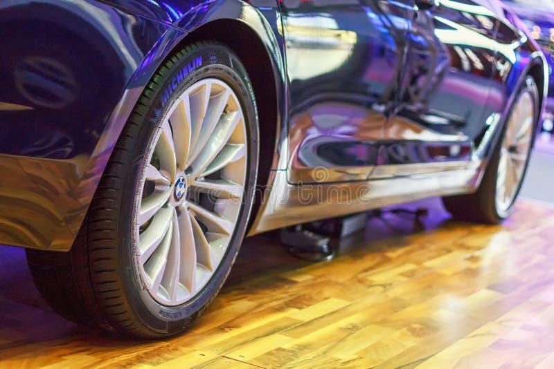 BMW 530 obrazy stock