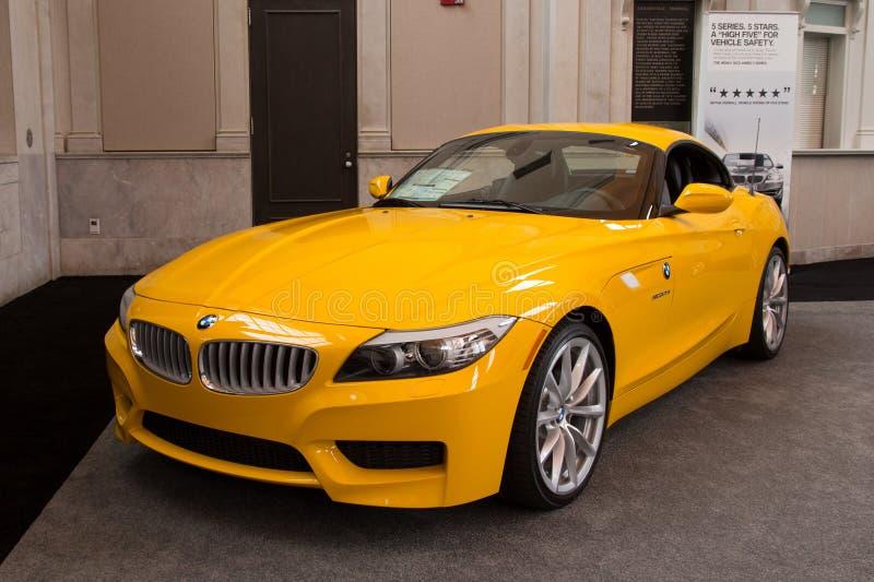 BMW 2012 Z4 стоковая фотография rf