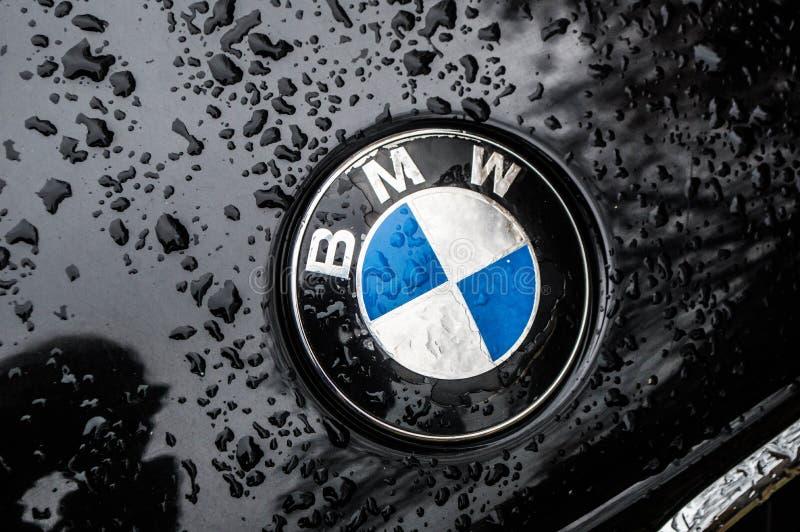 BMW fotografia royalty free