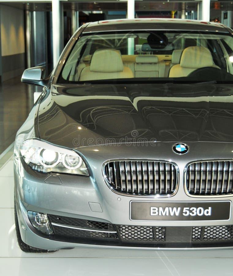 BMW 530d stockfotografie