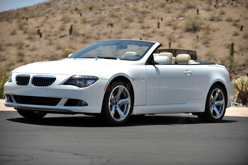 BMW 650I photos stock