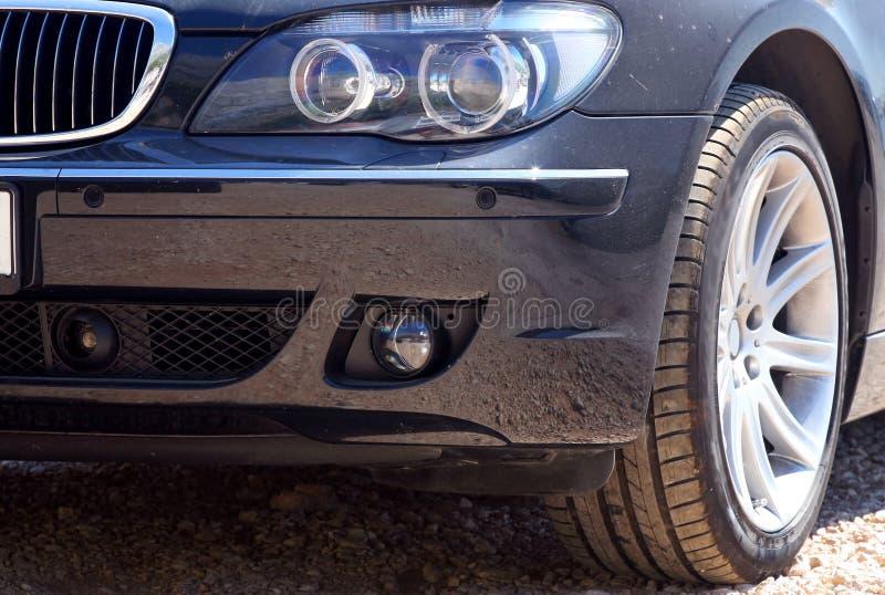 BMW 7 stock foto's