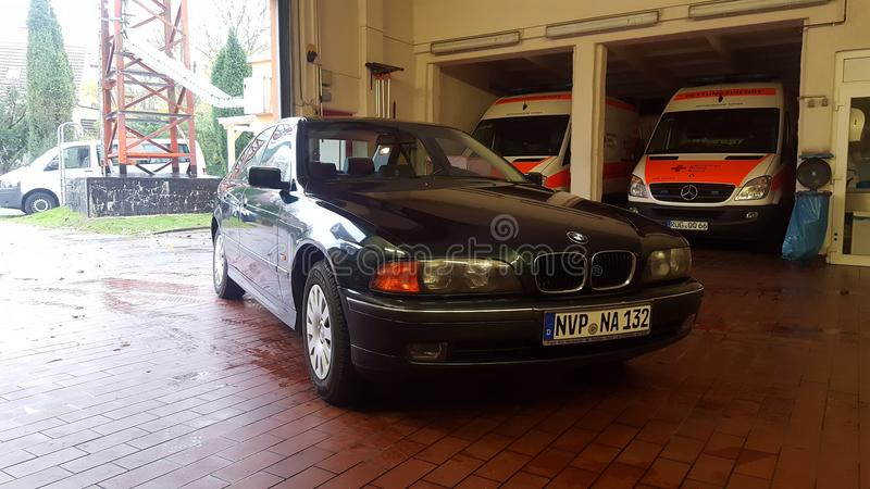 BMW lizenzfreie stockfotos