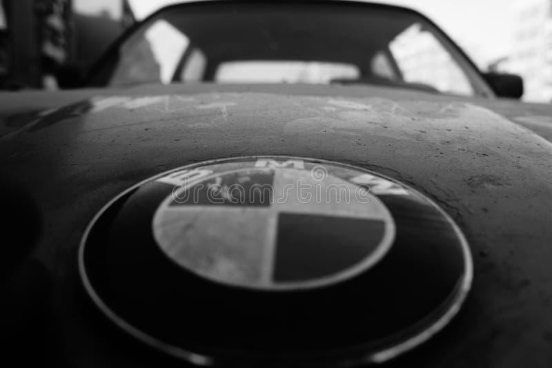 BMW photographie stock libre de droits