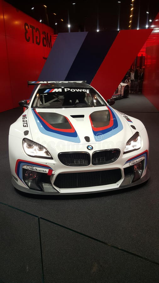 BMW immagine stock