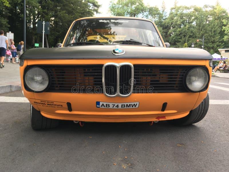 BMW royalty-vrije stock fotografie
