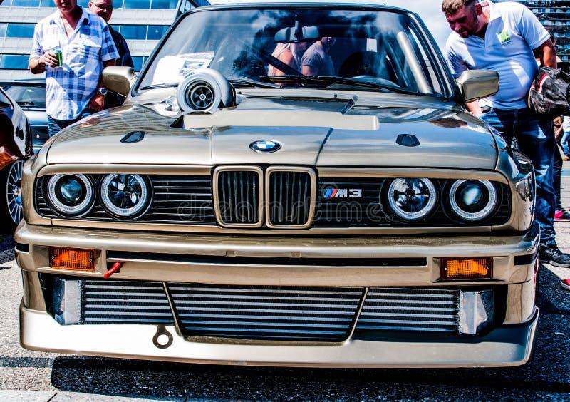 BMW images libres de droits