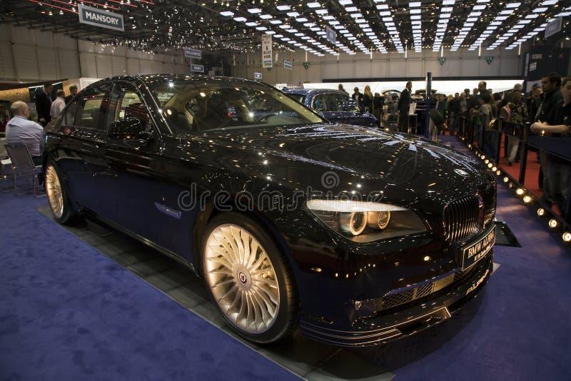BMW Alpina BI-Turbo todo el camino fotos de archivo