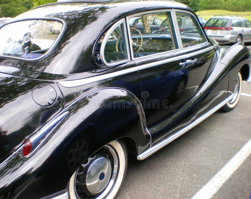 bmw car classic fifties vintage στοκ φωτογραφία
