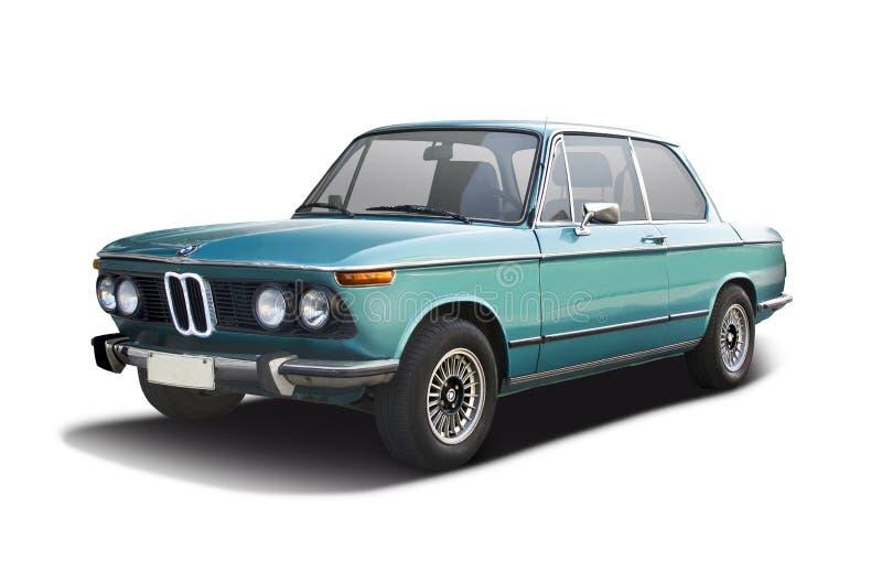 BMW clásico 2002tii imagenes de archivo