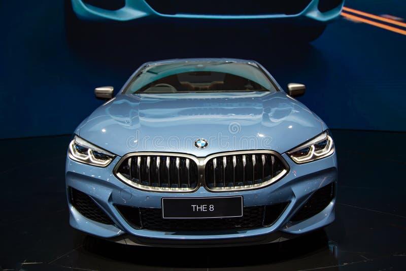 BMW coupe 8 серий роскошный стоковые фото