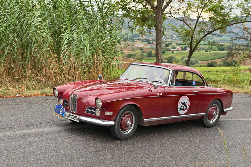BMW 503 COUPE (1959) stock foto