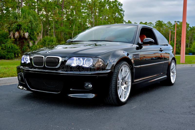 BMW E46 Μ3 στοκ φωτογραφία με δικαίωμα ελεύθερης χρήσης