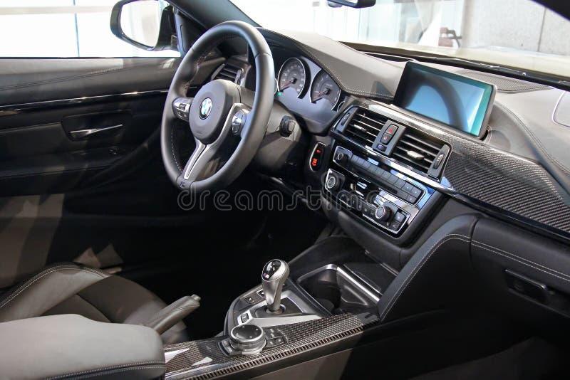 BMW F82 M4 foto de stock