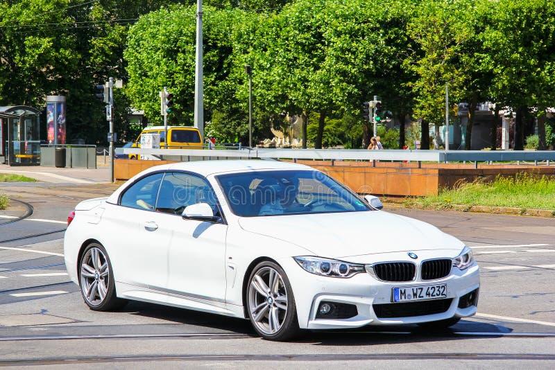 BMW F33 4 séries imagem de stock