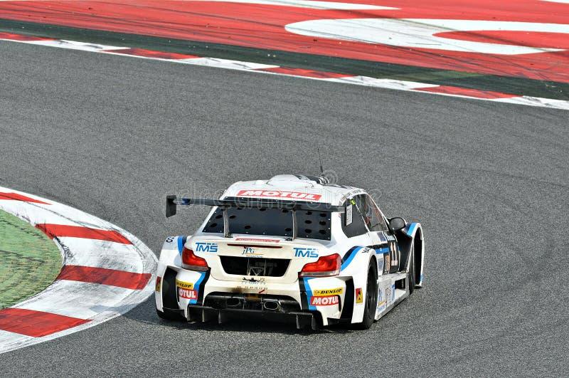 BMW GT3 fotografia royalty free