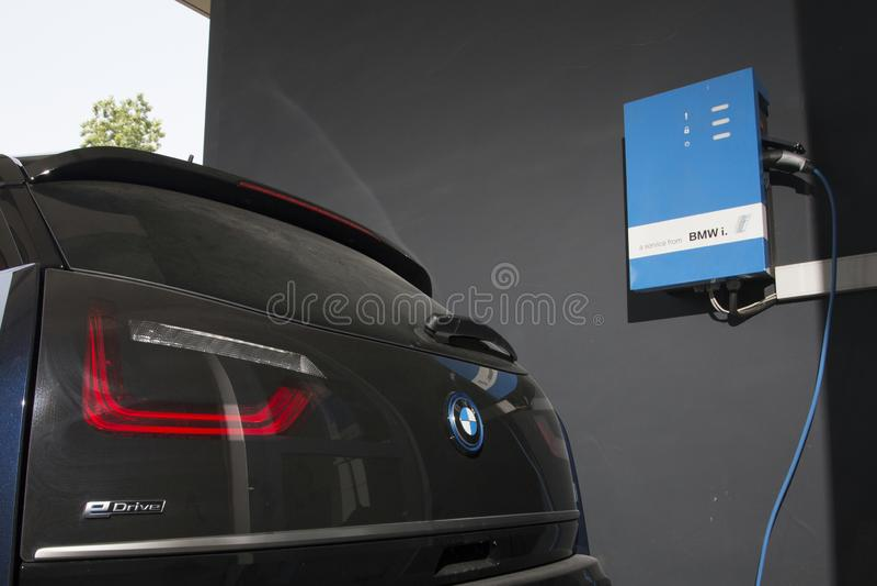 BMW i3 库存图片
