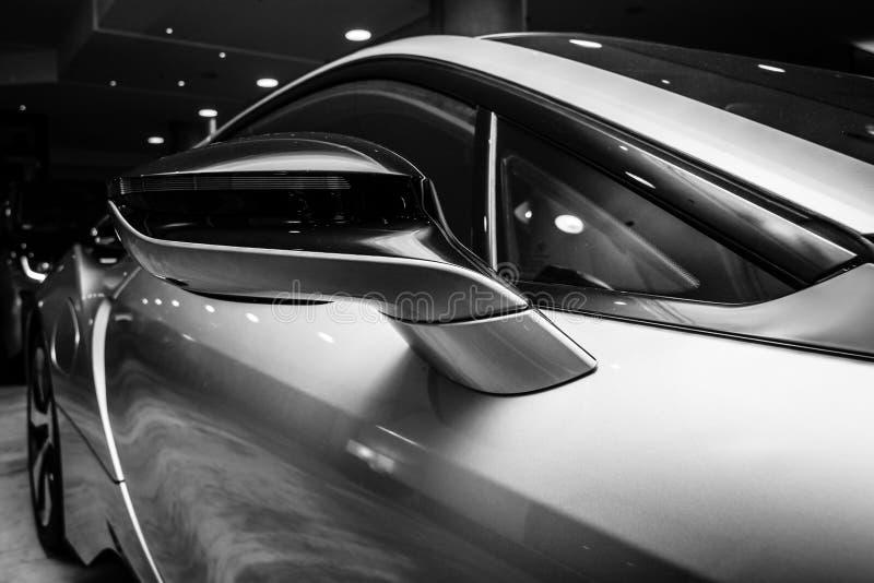 BMW i8 стоковая фотография