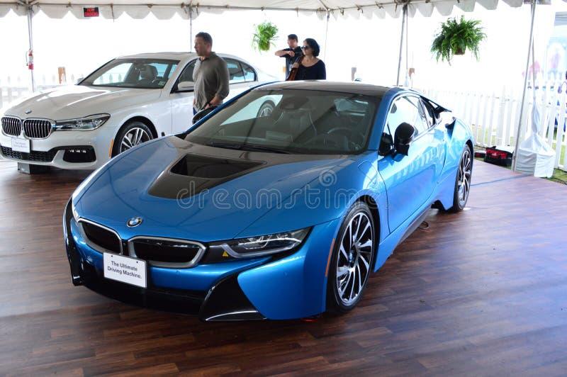BMW i8 photos stock