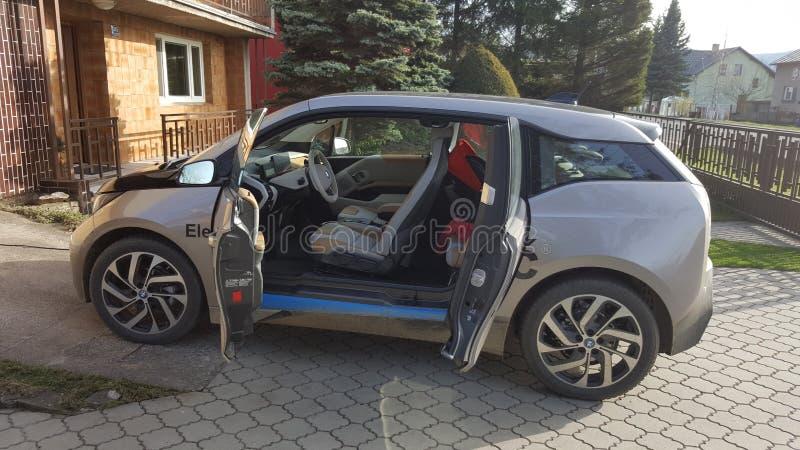 BMW i3 стоковые изображения rf