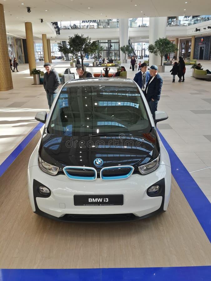 BMW i3 images libres de droits